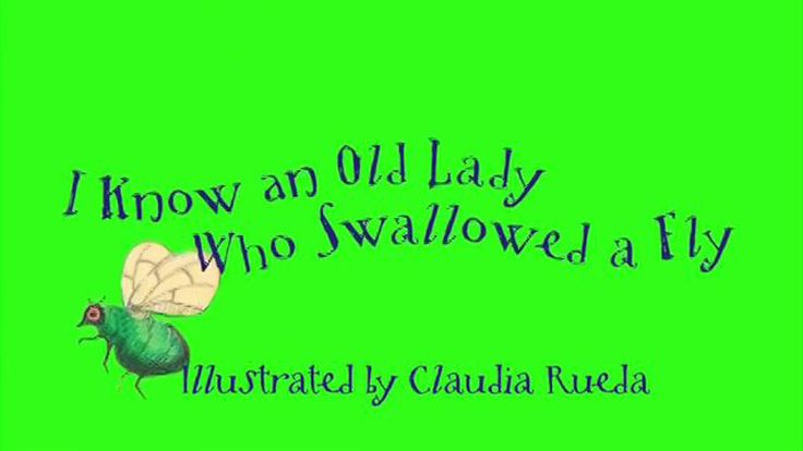 I Know an Old Lady Who Swallowed a Fly (Spanish)
