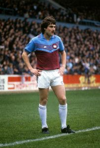 Keith Robson West Ham United 1979