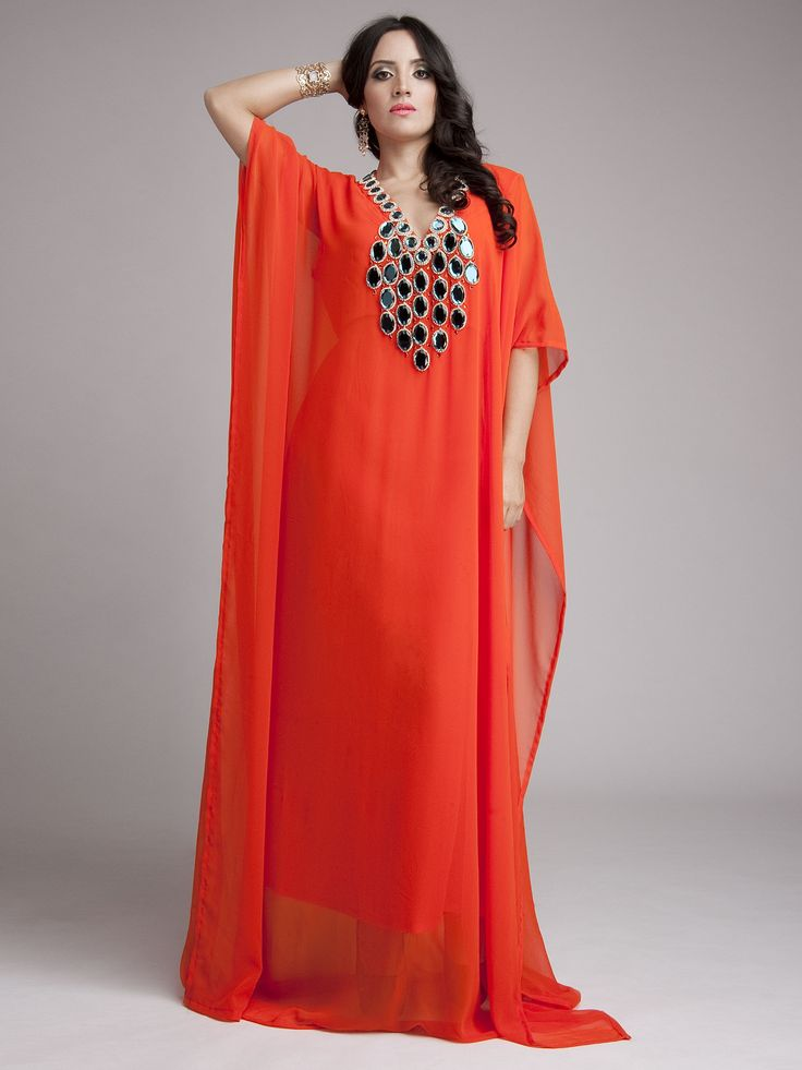 01204771100 STONEWORK  Orange Salwar Kameez, Georgette Salwar Kameez, $210.01. Buy latest Salwar Kameez with custom stitching and worldwide shipping.
