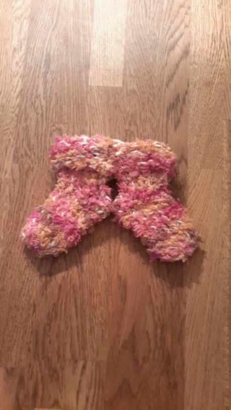 Babysocken -Strickring