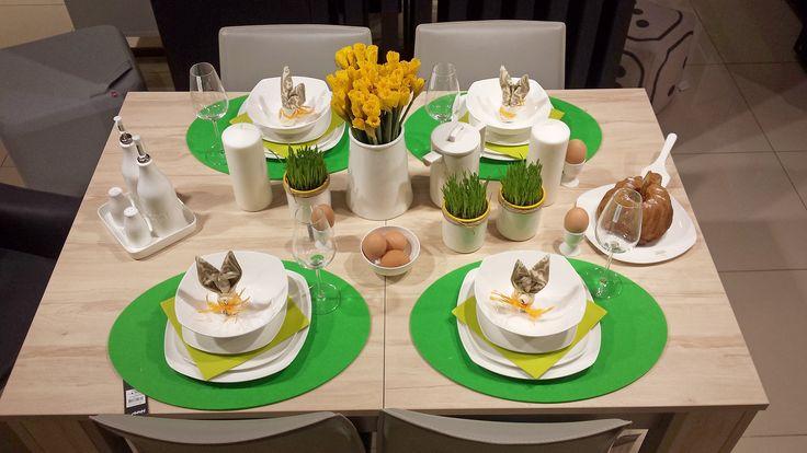 W naszych salonach przygotowaliśmy dla Was #inspiracje, które pomogą stworzyć ciepłą, rodzinną atmosferę. #wiosna #wielkanoc #dekoracje #homedecor #furniture #DIY