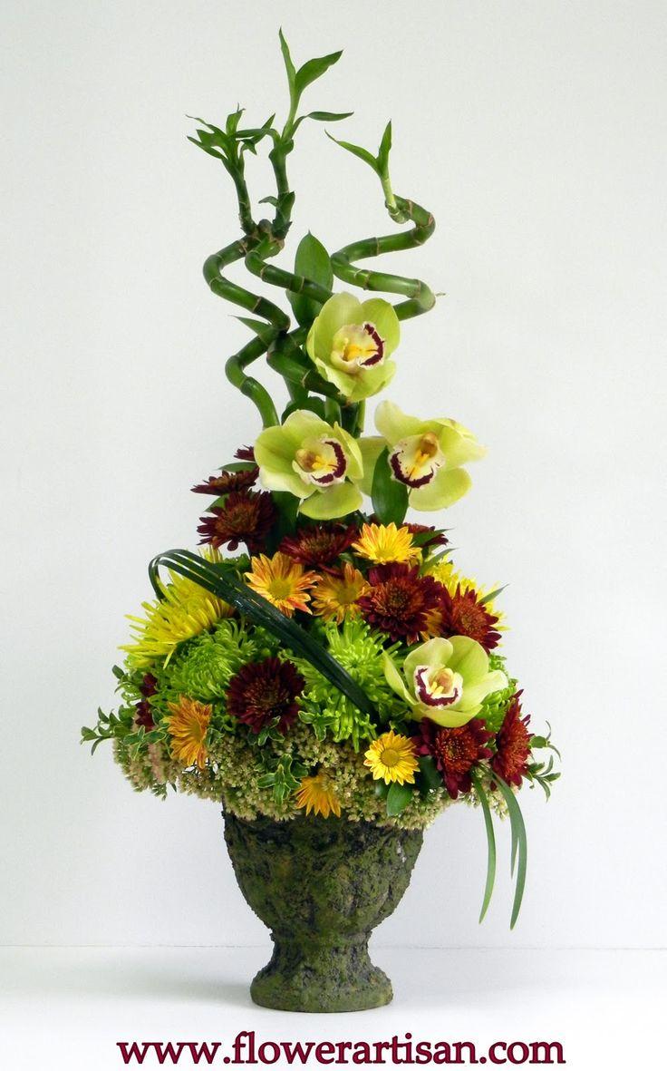 Fun Holiday Flower Arrangements