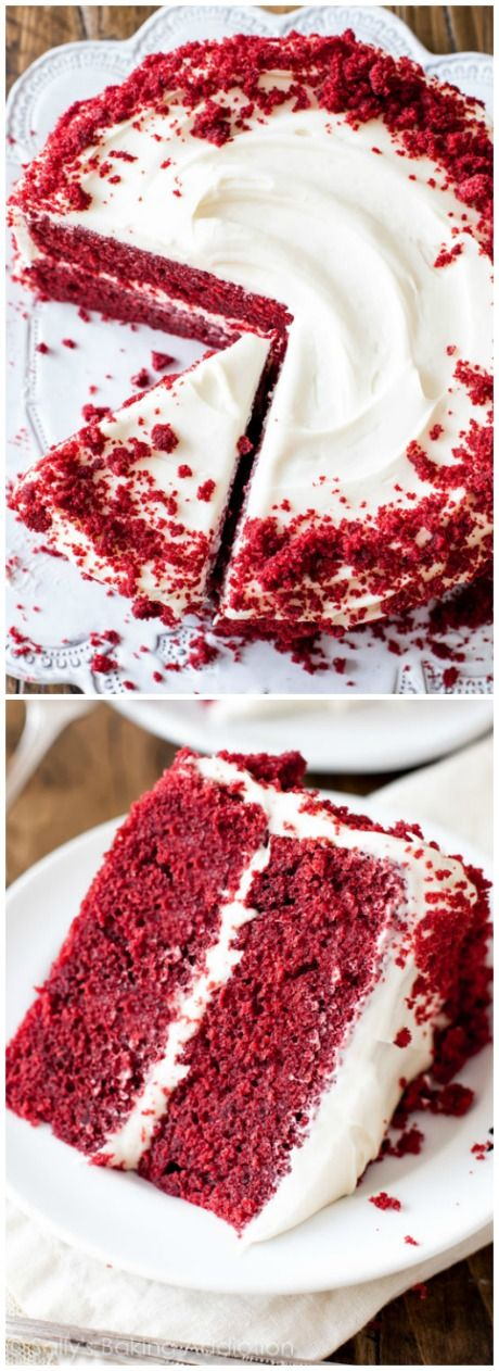 I Love This Red Velvet Layer Cake Recipe! Learn Exactly How To Make It On