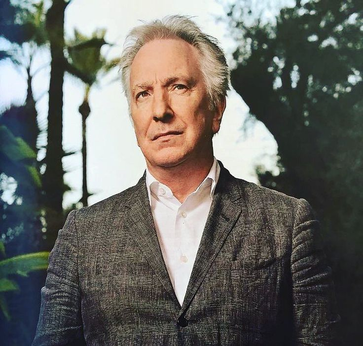 """270 Likes, 7 Comments - Anne Rickman † (@always_snape_394) on Instagram: """"#alan #rickman #rickmania #rickmaniac #love #him #best #actor #british #handsome #beautiful…"""""""