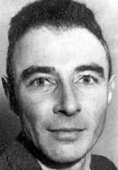 "Theoretical Physicist Robert Oppenheimer who was also known at the ""Father of the Atomic Bomb"". Learn more at Manhattan TV show: History vs. Hollywood http://www.historyvshollywood.com/reelfaces/manhattan/"