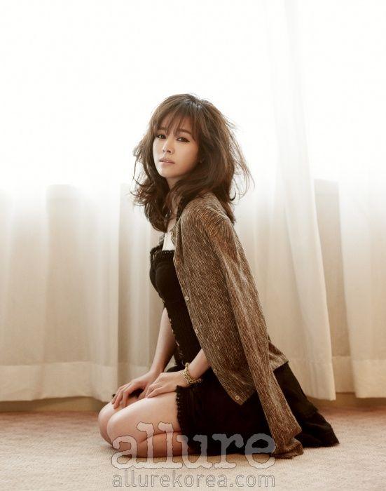 Han Ji-Min for Allure Korea