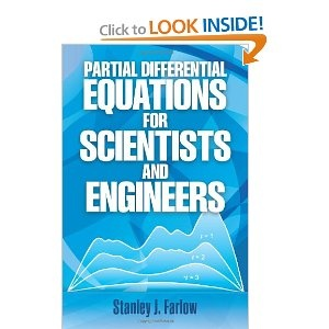 Partial Differential Equations for Scientists and Engineers (Dover Books on Mathematics) #EasyPin