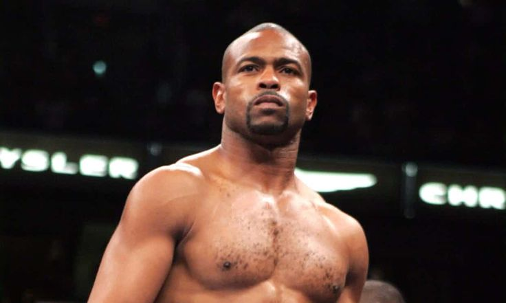 In The Ring With A Legend: Brits Remember Fighting Roy Jones Jr #News #allthebelts #boxing
