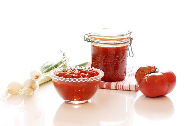 Tomate frito Italiano, con Thermomix®