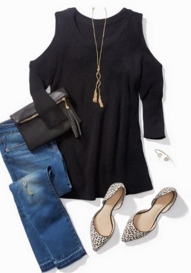 @angela I'd take both the top and jeans for a great date night outfit!
