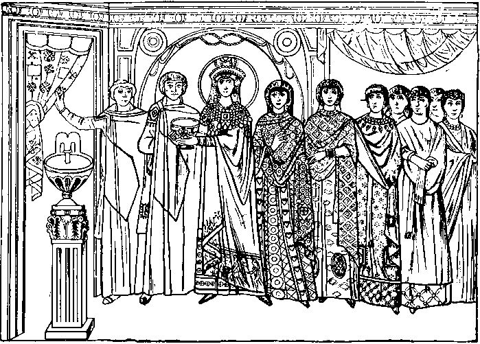 Justinian - The Byzantine Empire by C. W. C. Oman