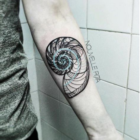 28 Sea Life Tattoos