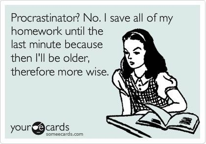 Procrastination. or...Why I am on Pinterest when I have 8 chapters to read in my classes.Courses, Colleges, Bahaha, So True, Duh, Dr. Who, Totally Me, Agree, High Schools