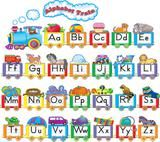 "Checkout the ""Alphabet Train Bulletin Board Display Set"" product"