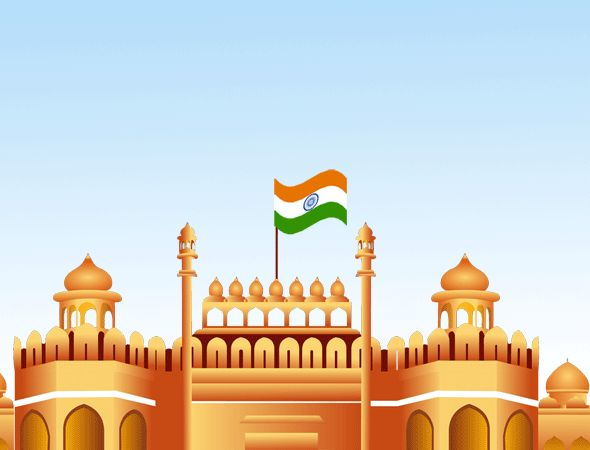 Send free online greeting cards, animated cards, ecards, postcards & egreetings with quotes for friends and family on special occasions: Birthdays, Love, Weddings, Thank You cards, Invitations, Anniversary ecards and much more. http://greeturfrnd.com/Categories/RepublicDay/RepublicDayRedfort.html
