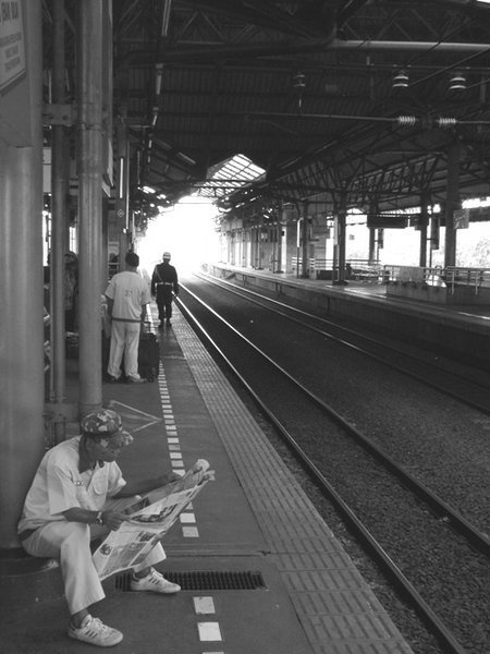 Jakarta Train Station