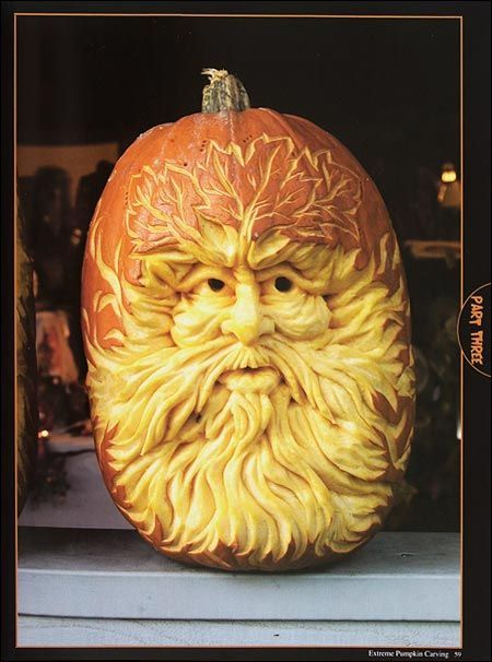 Amazing Carved Pumpkins - Get inspired before you create your masterpiece…