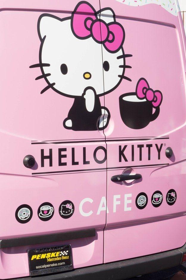 les 25 meilleures idées de la catégorie hello kitty restaurant en