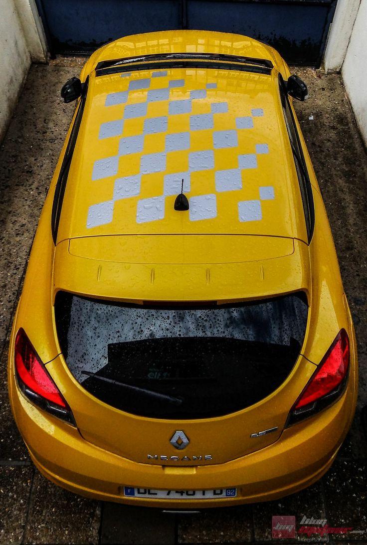 Renault Mégane RS 265 Pack Cup