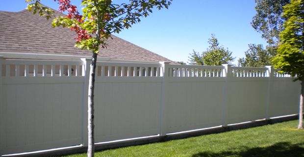 Easy Install Pvc Vinyl And Fence On Pinterest