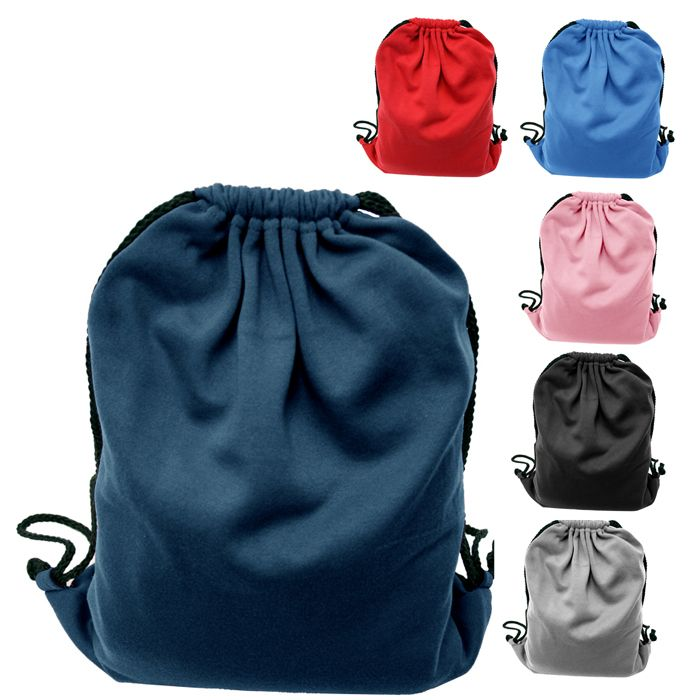 how to wear a drawstring backpack