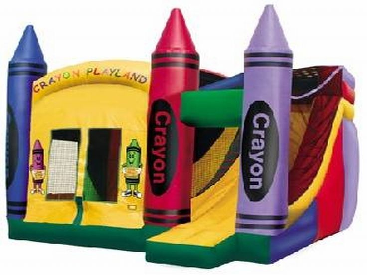 Buy cheap and high-quality Crayon Playland 4 In 1 Combo. On this product details page, you can find best and discount Inflatable Castles for sale in 365inflatable.com.au