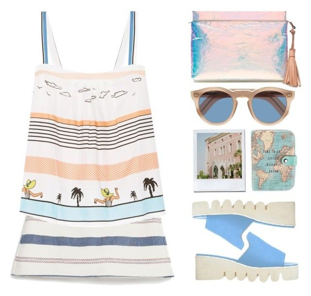 """""""N°188"""" by yellowgrapes ❤ liked on Polyvore featuring Paul & Joe, Cutler and Gross and J.Crew"""