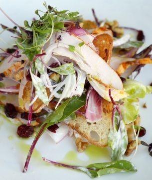 RECIPE: Smoked Chicken & Endive Salad