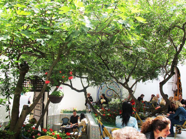 Café Maure de la Mosquée http://www.la-mosquee.com