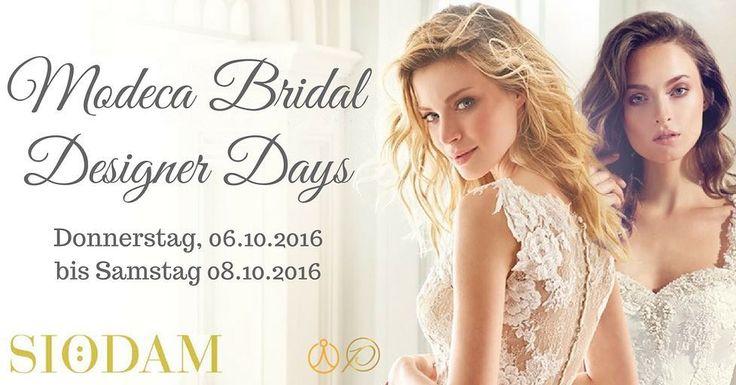 Mädels freut Euch! Es sind eine Menge Kleider im Anmarsch!! #Designerdays #modeca #bridal2017 #brautmode2017 #verliebtverlobtverheiratet #engaged #engagement #hochzeit #brautkleid #neubeisioedam #trends2017 #bridal Es wartet ein riiiiiieeeeeesen Kleiderschrank voller bezaubernder Kleider auf Euch! Wann? Donnerstag den 06. Oktober bis Samstag den 08. Oktober ....und wenn Ihr dann noch nicht genug habt kommt einfach nach Falkenstein ins #kempinskifalkenstein #villarothschild wir zeigen die…