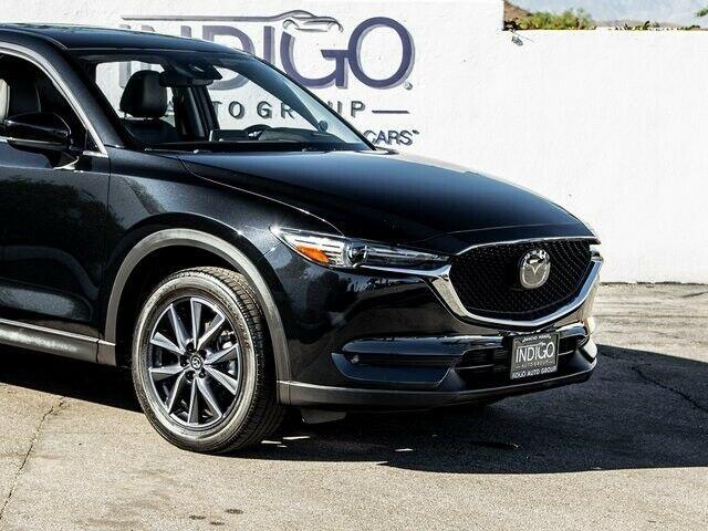 Used 2017 Mazda Cx 5 Grand Touring 2017 Mazda Cx 5 Grand Touring 6 Speed Automatic 24680 Miles Jet Black Mica Indig 2020 In 2020 Mazda Touring Grand Tour