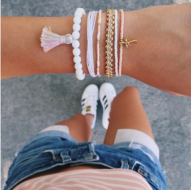 Incredibly What's the one thing that can make an outfit go from cute and stylish to fas…