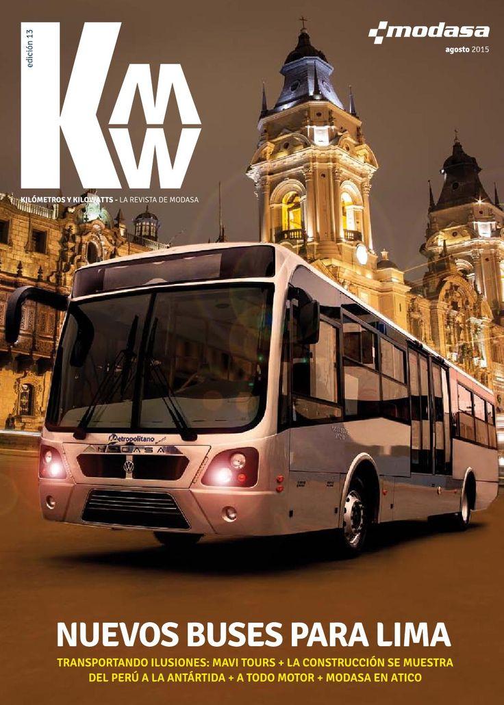 En esta edición, presentaremos nuestros nuevos buses urbanos para Lima, cumpliendo con la normativa de Pro Transporte.