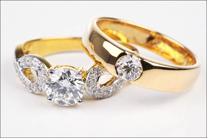 Couple Engagement Rings 50 Engagement Rings For Couples Made For