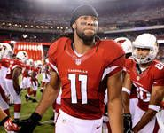 Bill Belichick and his coaching staff wont be taking the Cardinals  lightly, of course, especially when charged with game-planning to  attempt to slow Arizona wide receiver Larry Fitzgerald.