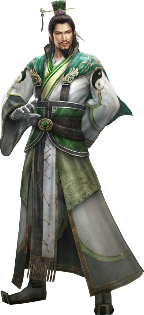 Zhuge Liang - Dynasty warriors 8