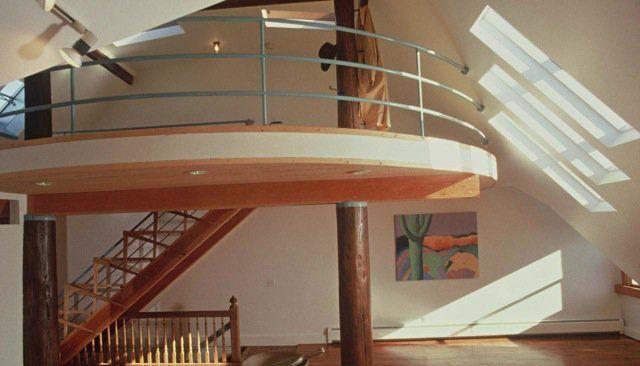 127 fantastiche immagini su soppalchi su pinterest letti for Piano di costruzione in legno soppalco