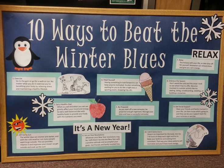 My January RA Bulletin Board