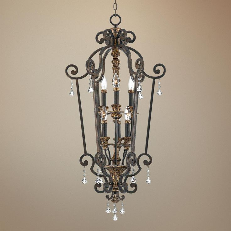 15 Best Collection Of Entrance Hall Pendant Lights: Best 25+ Entry Chandelier Ideas On Pinterest