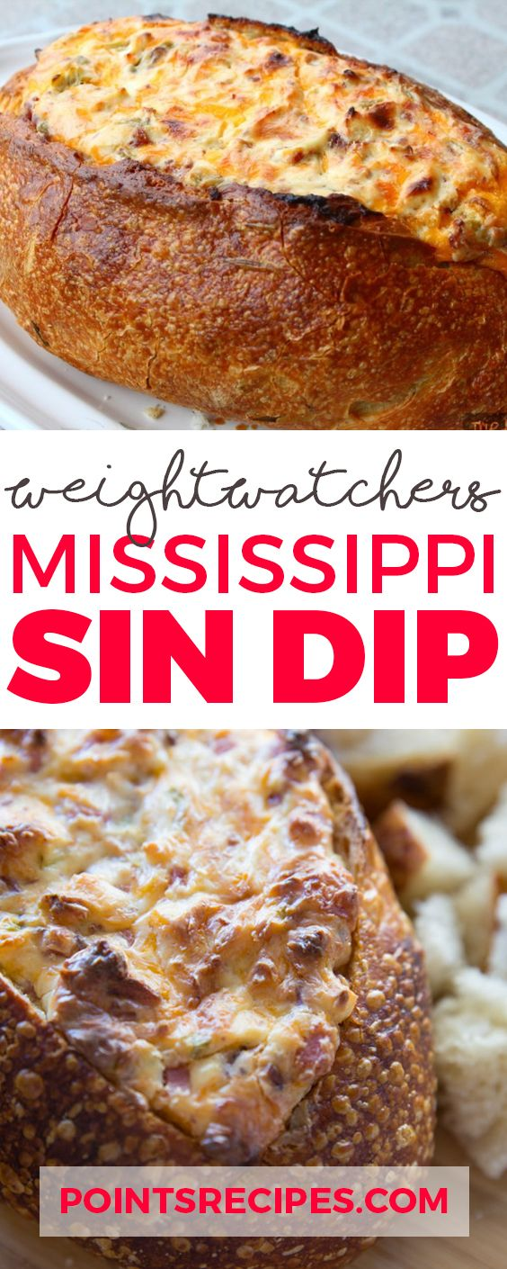 Mississippi Sin Dip (Weight Watchers SmartPoints)