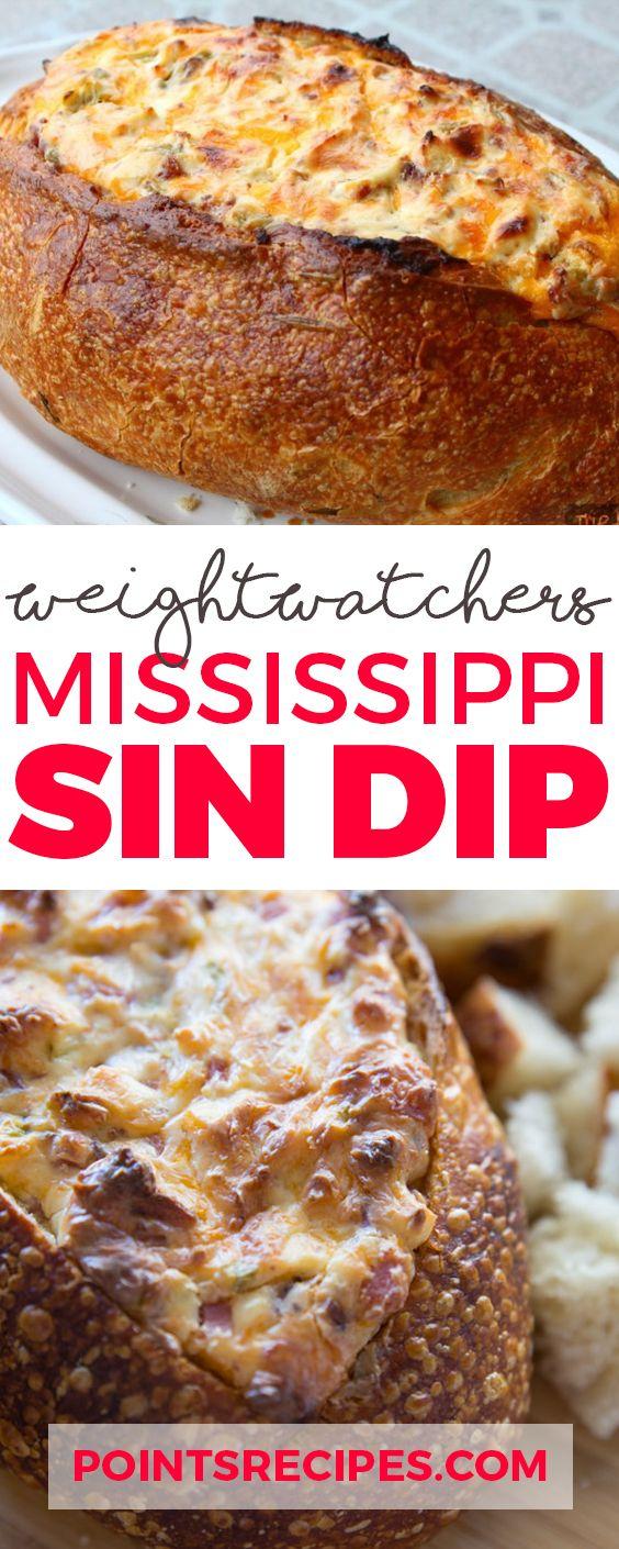 Mississippi Sin Dip (Weight Watchers SmartPoints)
