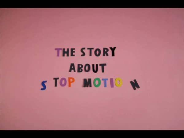 I love stop motion on Vimeo