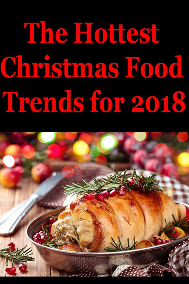 The Hottest Christmas Food Trends for 2018 | Fitness