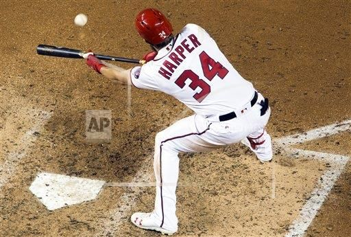 SPWIRE AP S BBN DC United States 279294 MLB: APR 10 Cardinals at Nationals
