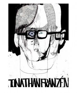 Jonathan Franzen/ Daniel Egneus