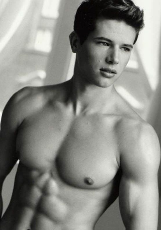 ambercrombie model. enough said.