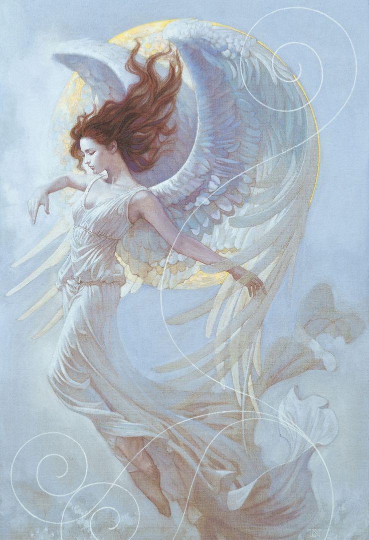 Beautiful angel by Tsuyoshi Nagano