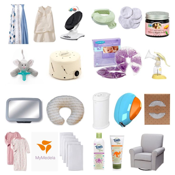 aden & anais swaddle blankets / Halo sleepsack swaddle / MamaRoo / My Brest Friend nursing pillow / reusable nursing pads / Earth Mama Angel Baby Nipple Butter / WubbaNub / Dohm sound machine /…