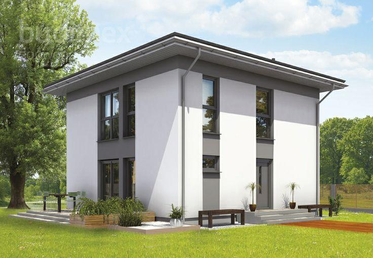 Zweigeschossige Häuser Danwood Park 121W || #hauser #house || http://www.danwood.de/hauser/zweigeschossige/park-121w