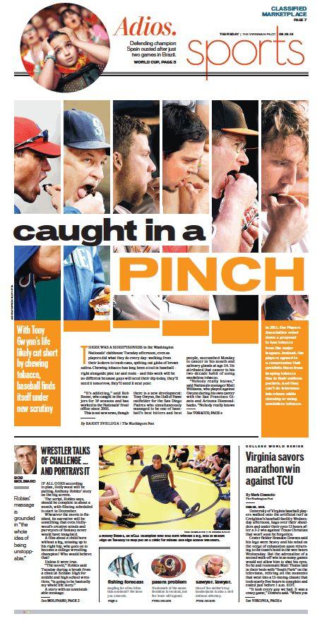 Sports, June 19, 2014.